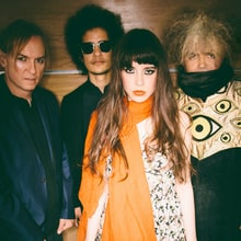 Crystal Fairy: Hear Mars Volta, Melvins, Le Butcherettes Collabo's Debut LP
