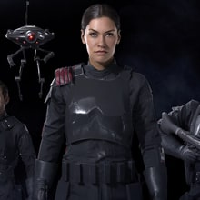 Review: 'Star Wars Battlefront II: Inferno Squad' Book Stitches Game Stories Together