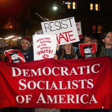 How Democratic Socialists Are Building on Bernie's Momentum