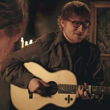 Watch Ed Sheeran's Candlelit Take on 'Hearts Don't Break Around Here'