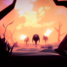 Audio-Driven Platformer 'Fe' Hits Early Next Year