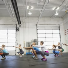 Sweating with SwitchFit, the Marketplace for the Country's Top Gyms