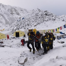 A New Documentary Looks at Everest in the Wake of the 2015 Nepal Earthquake