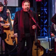 James Dolan, Billionaire Owner of the New York Knicks is Singing the Blues, Literally