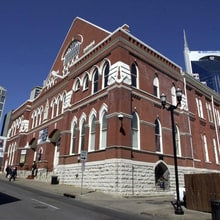 Nashville's Ryman Auditorium Permanently Removes 'Confederate Gallery' Sign