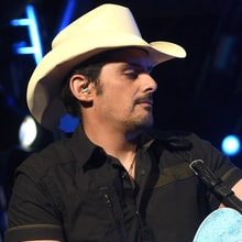 See Brad Paisley's Humorous Michelle Obama and Melania Trump Mashup