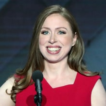 See Chelsea Clinton's Poised Speech for Hillary at DNC