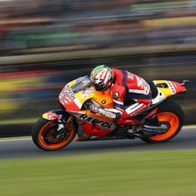 Nicky Hayden, the