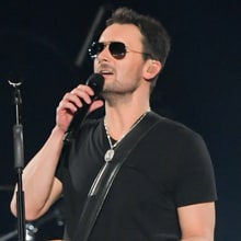 See Eric Church Cover 'Midnight Rider' for Gregg Allman in Nashville