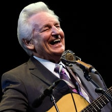 Bluegrass Master Del McCoury Previews DelFest, Talks Dierks Bentley