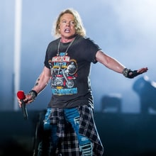 See Guns N' Roses Cover 'Black Hole Sun' for Chris Cornell in Ireland