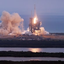 How to Watch SpaceX's Historic Rocket Launch Tonight