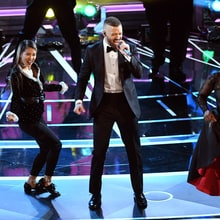 Watch Justin Timberlake's Dazzling 2017 Oscars Performance