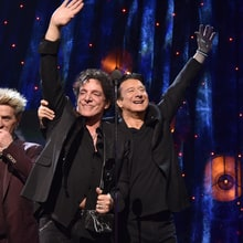 Journey's Neal Schon on 'Emotional' Steve Perry Reunion, Rock Hall Induction