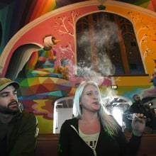 Getting High and Holy at the International Church of Cannabis