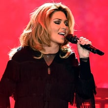 See Shania Twain Duet With Nick Jonas at Stagecoach, Perform New Song