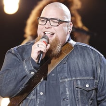 See 'Voice' Finalist Jesse Larson Sing Unreleased Chris Stapleton Song