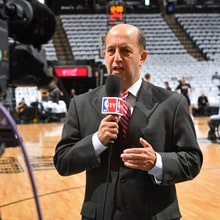 Jeff Van Gundy Talks MVP and the NBA's Golden Future