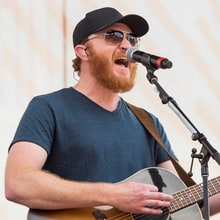 Hear Eric Paslay's New EP 'The Work Tapes'