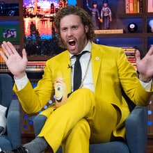 T.J. Miller Defends Controversial Comment About Women in Comedy