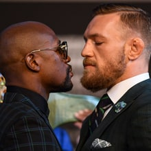 Conor McGregor: Floyd Mayweather Already a 'Beaten, Broken' Man