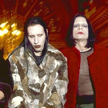 Marilyn Manson Founding Guitarist Daisy Berkowitz Dead at 49