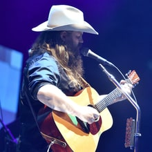 Hear Chris Stapleton's Bluesy New Song 'Tryin' to Untangle My Mind'