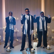 See Chance the Rapper's Boyz II Men-Sendup 'Come Back, Barack' on 'SNL'