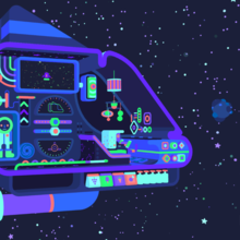 See the Trailer for Super Stylish VR Puzzle Game 'GNOG'