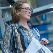 Golden Globes 2018: 'The Post,' 'Big Little Lies' Lead Nominations