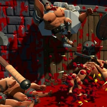 Enjoy Super-Violence and Gladiators in VR With 'Gorn'