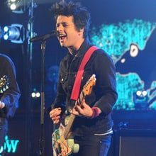Watch Green Day's Rousing 'Still Breathing' on 'The Late Show'
