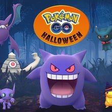 Ghost Type Pokemon Coming In 'Pokemon Go' Halloween Update