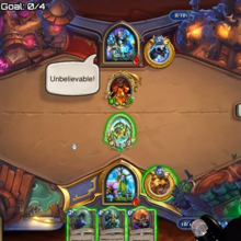 Daily Glixel: A 'Hearthstone' Showboater Gets His Just Desserts