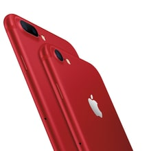 Apple's New Red iPhone Is Now for Sale