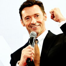 Hugh Jackman Freaks Out Over Real Life 'Mario Kart'