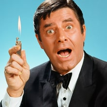 What's So Funny About Jerry Lewis?