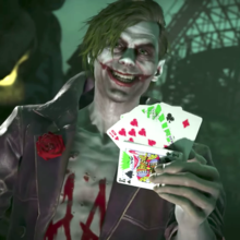 See Joker Fry Robin in Latest 'Injustice 2' Trailer