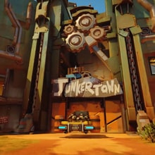 Junkertown Gets Full Release in 'Overwatch'