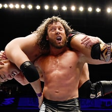 New Japan U.S. Wrestling Champ Kenny Omega Comes Cleaner