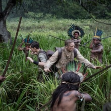 The True Story Behind 'The Lost City of Z'