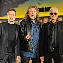 Flashback: Led Zeppelin Rehearse 'Black Dog' in 2007