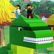 'Lego Worlds' Is No 'Minecraft'