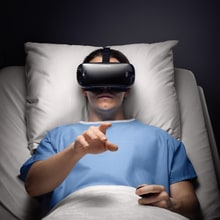 Battling Addiction, Pain, and PTSD With Virtual Reality
