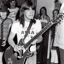 AC/DC's Brian Johnson on Malcolm Young: 'He Gave Rock and Roll a Fist'