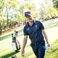 Bernhard Langer Looks Back at 40 Years in Golf