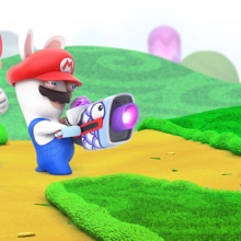 'Mario + Rabbids' DLC Adds New Challenges and Co-Op Campaign
