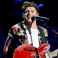 Hear Niall Horan, Maren Morris' Folk-Pop Love Song 'Seeing Blind'