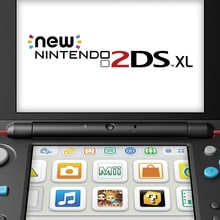 Meet the $150 Nintendo 2DS XL, Out July 28