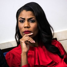 Omarosa Manigault Resigns, Leaving White House Year After Trump's Inauguration